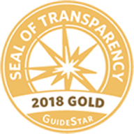 Guide Star Seal of Transparency 2018 Gold